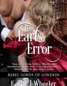 The Earl's Error (Rebel Lords of London #1)